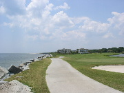 Ocean Point Golf Overlooks Atlantic Ocean